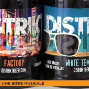 Distrikt, les bières artisanales musicales