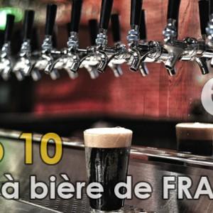 Top 10 des meilleurs bars à bière de France