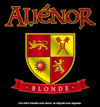 Blason Aliénor