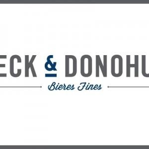 Deck & Donohue: La bière, cette amitié liquide