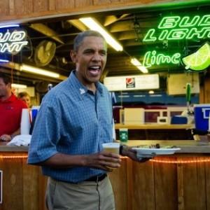 Barak Obama envoie 2 caisses de bières au Canada