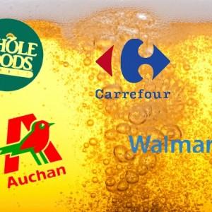 Quand les supermarchés brassent de la bière