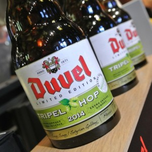 On a (déjà) testé la Duvel Tripel Hop 2014