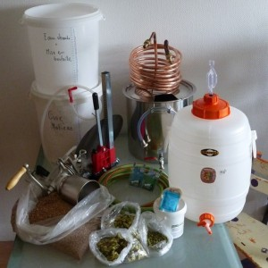 Zymokit, le kit de brassage en harmonie avec le Cosmos !