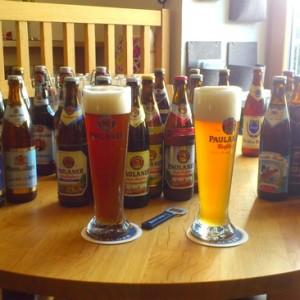 La Weissbier, bière de bavière