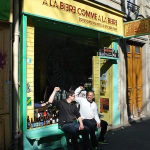 A la bière comme à la bière, épicerie funk à Paris