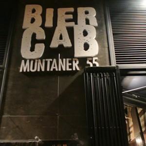 Bier Cab, incontestablement le meilleur bar d'Espagne !