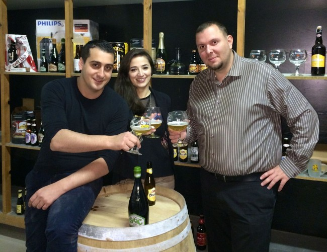 Interview d'Anthony, fondateur de la boutique My Beers