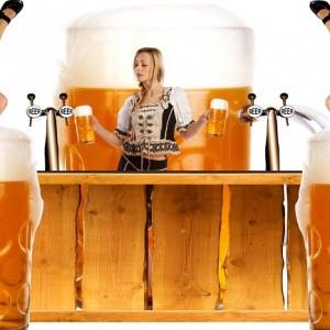 Souhaitons joyeuse fête aux bières allemandes !