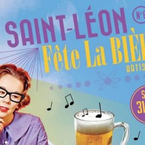 À Saint-Léon, la Gironde fête aussi la bière artisanale !