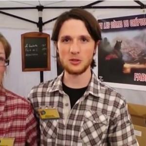 Reportage vidéo au Marché de la bière de Saint-Nicolas-de-Port