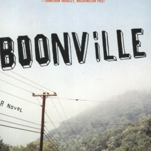 Boonville, a novel de Robert Mailer Anderson