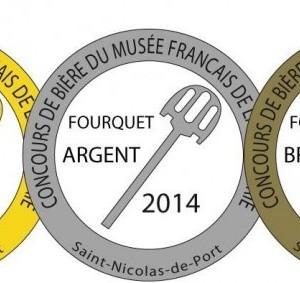 Les meilleures bières Françaises en 2014, cérémonie des Fourquets