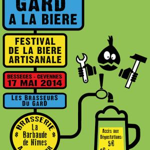 Gard à la bière, le 1er festival de la bière artisanale du Gard