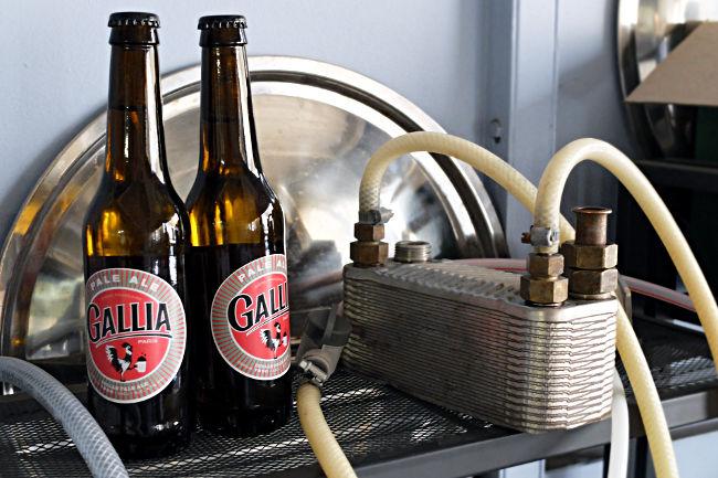 Le bordel organisé du laboratoire Gallia.