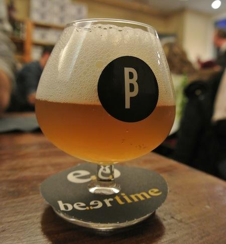 Brussels Beer Project Final Tasting