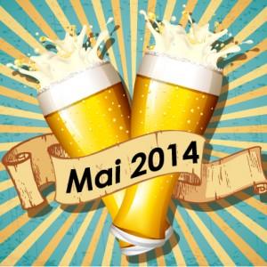 Top 10 de l'actualité bière de Mai 2014
