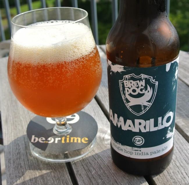 BrewDog IPA Is Dead Amarillo