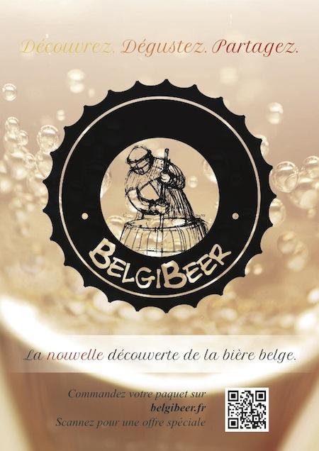 Belgibeer - Box bière