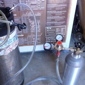 Comment mettre sa bière en fût, carbonater ?