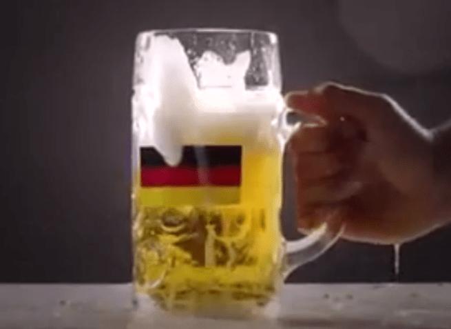 Brésil 1-7 Allemagne, le résumé de la rencontre en bière