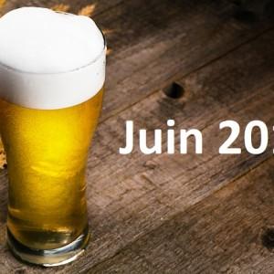 Top 10 de l'actualité bière du mois de Juin 2014