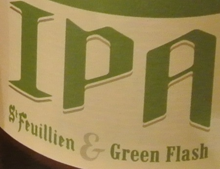 Saint-Feuillien va brasser la West Coast IPA de Green Flash