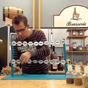 C'est pas sorcier - Émission spéciale fabrication de la bière