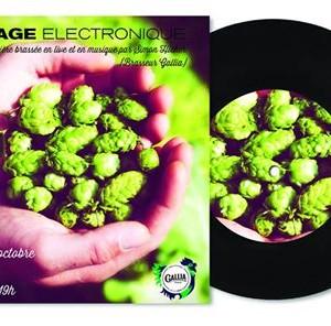 Brassage & musique électro en live !