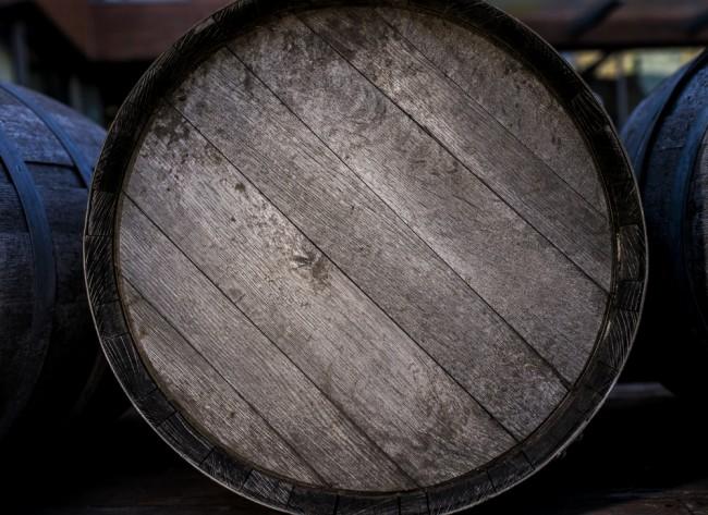 bourbon-fût
