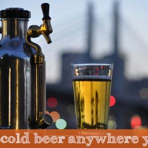 Le uKeg: une révolution pour la bière pression ?
