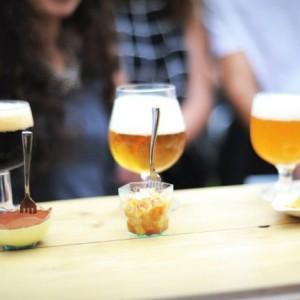 Soirée harmonisation bonne chère et bières des Dîners Bons