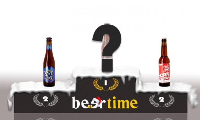 [Résultats] Votre bière de Noël préférée est…