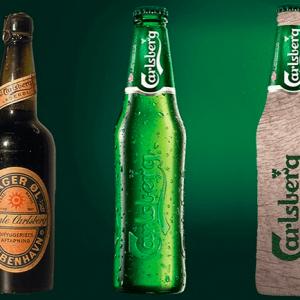 Carlsberg va développer une bouteille en bois !