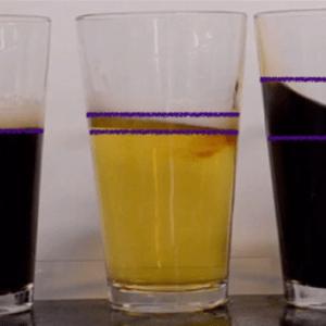 [Scientifique] Pourquoi la bière se renverse moins que le café ? La réponse !