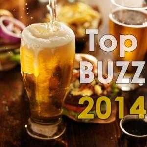 Top 10 des articles BUZZ bière de l'année 2014