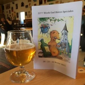 Week-End Bières Spéciales Sohier