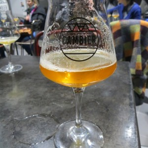 Le verre typique Cambier