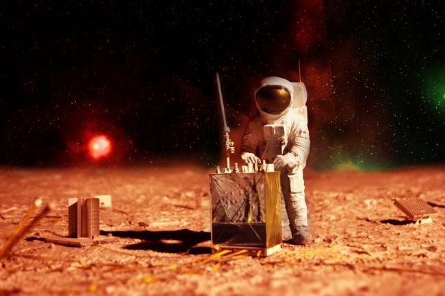 Nous pourrons brasser de la bière sur Mars