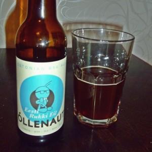 Òllenaut - Estonian Rye Ale