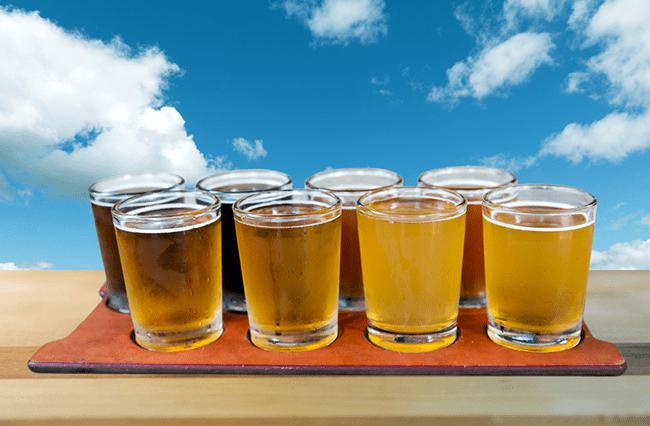 Top 40 des meilleures bières françaises en 2015