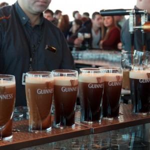 Mais pourquoi ma Guinness est-elle si crémeuse ?