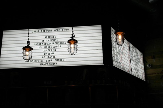 BrewDog bar Bruxelles