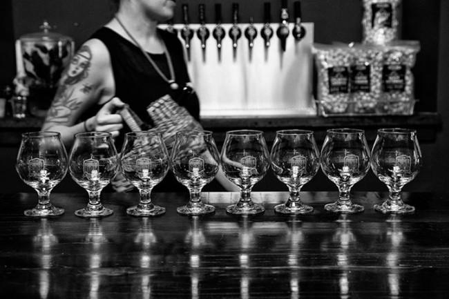 La bière artisanale en photographie, un projet à suivre sur les médias sociaux!