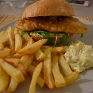 Fish 'n Chips bordelais