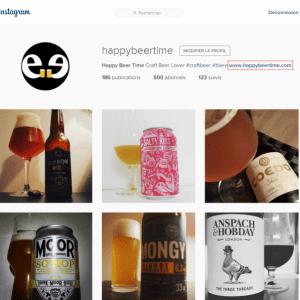 500 abonnés sur Instagram, merci !