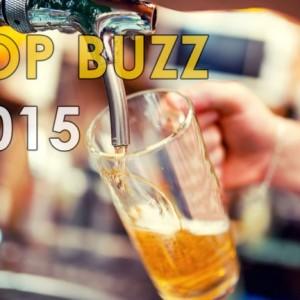 Top 10 BUZZ bière de l'année 2015