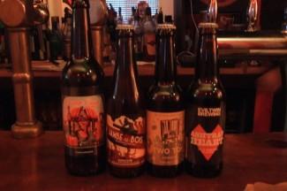 Bières Bouteilles Six Roses