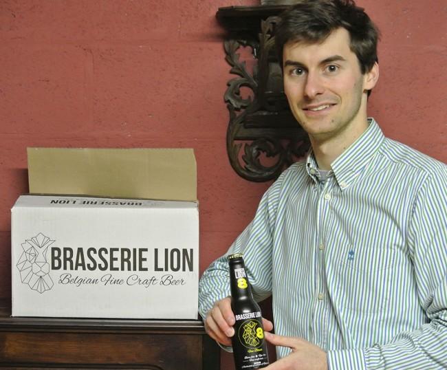 Alexis Brabant - Brasserie Lion