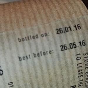 La date d'emballage de la bière devrait-elle être obligatoire ?